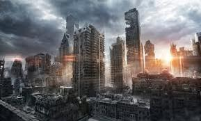 Ruin of  earth