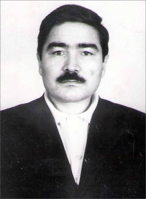 Талиб Якубов в молодости