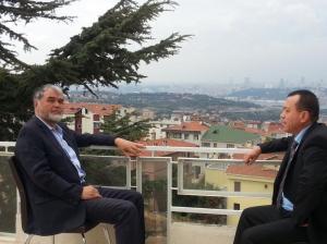 Muhammad Solih va Ismat Xushev Turkiyada